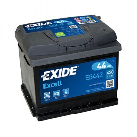 EXIDE EXCELL 44AH UNI
